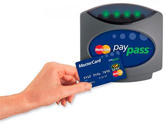 пластикові безконтактні картки