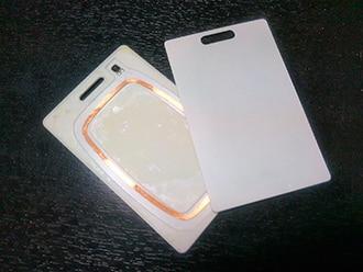 бесконтактные пластиковые карты с чипом
